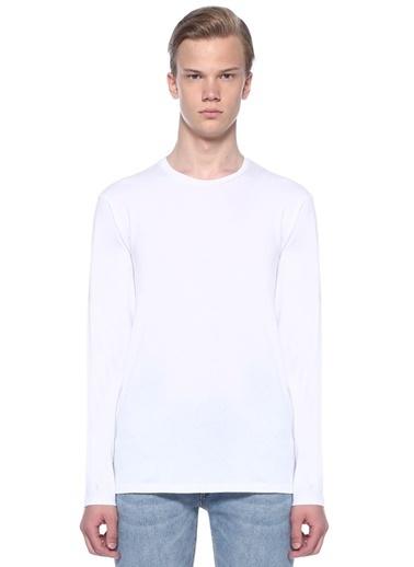 Pal Zileri Tişört Beyaz